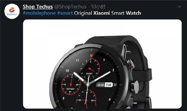 小米智能手表将于本月发布,运行定制化Androi...