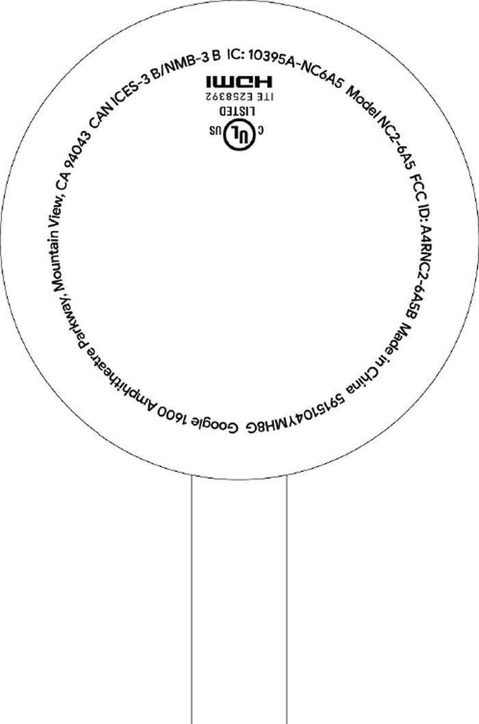 [图]新款Chromecast亮相FCC:蓝牙和WiFi性能更强大