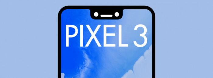 Google Pixel 3 XL渲染图/实机谍照完全泄露:刘海屏