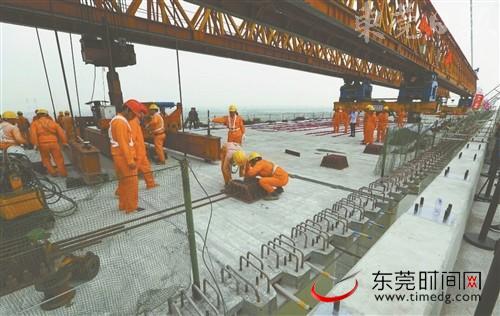 粤2019年计划投资1200亿元建设交通 预计虎门二桥年内通车