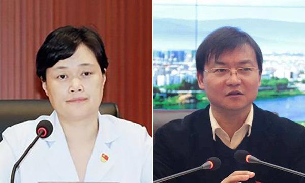 刘瑞英与梅峰