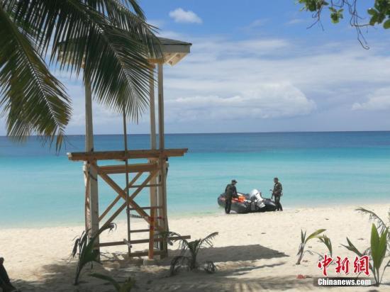 资料图片:菲律宾长滩岛。中新社记者 关向东 摄