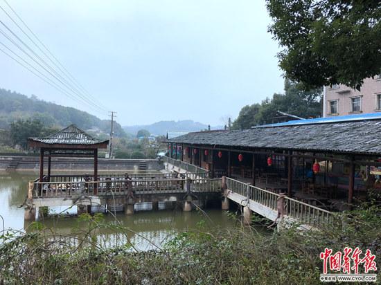 鑫明农庄内景