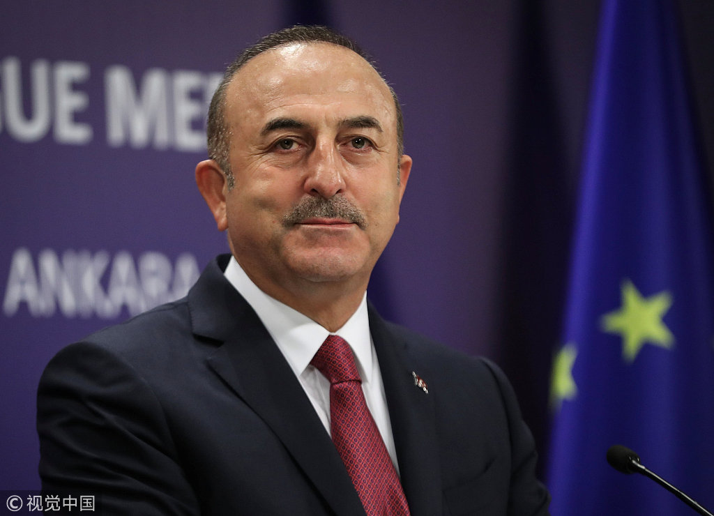 土耳其外长:白宫同意引渡居伦 FBI已逮捕其支持者