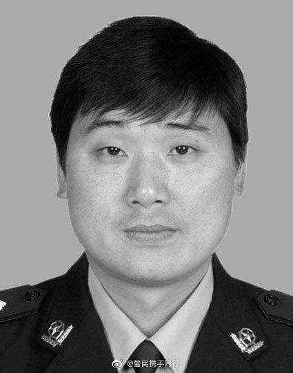 河南正阳公安局副局长突发心梗因公殉职 年仅45岁