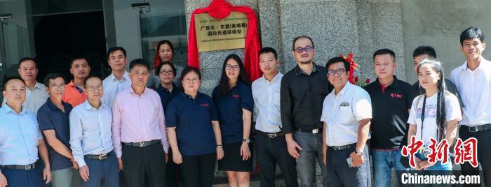 中國廣西致力構建中柬媒體平臺