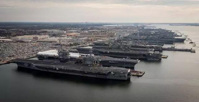 我軍少將:美航母開到中國沿海邊緣 究竟是誰威脅誰