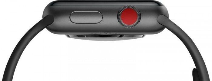 传未来新款Apple Watch的固定实体键均将适配振动反馈