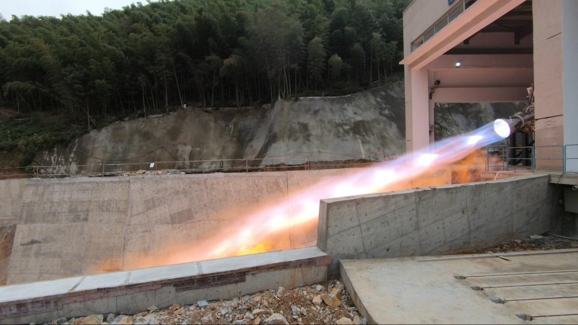 大推力可复用 这款液氧甲烷发动机200秒试车成功