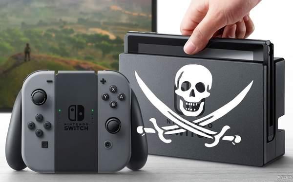 switch 破解 联机