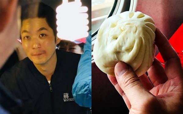 """蒋万安称""""我土包子我骄傲""""。(图片来源:台湾""""东森新闻云"""")"""