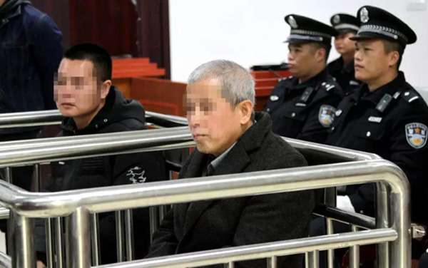 庭审现场。中国长安网 图