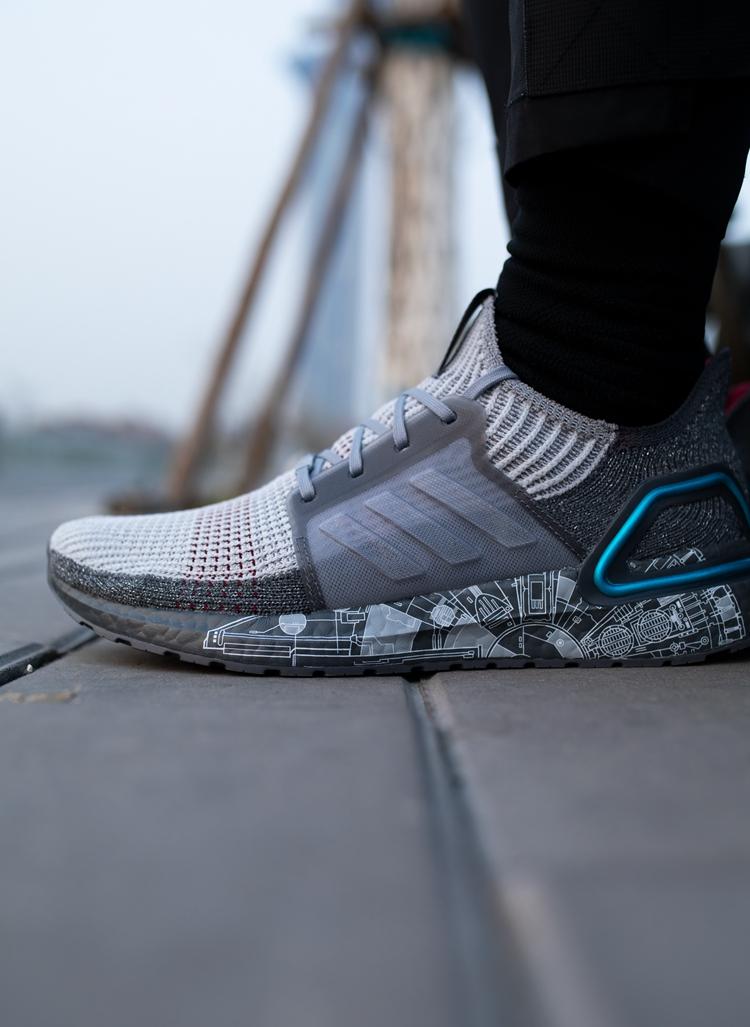 今年星戰聯名鞋款的高潮來了!還原度超高!肯定有人不舍得穿!