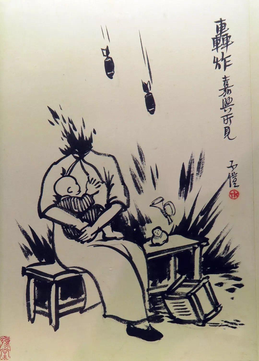豐子愷先生今天120歲了,謝謝你畫裡的詩意和天真 影視 第9張