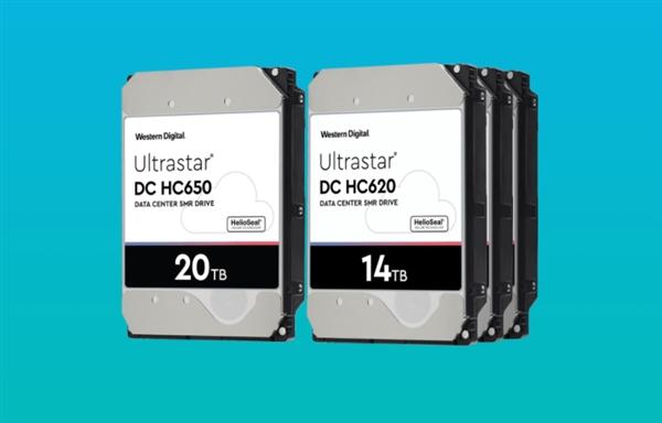 西数18TB、20TB硬盘明年上半年量产并上市,...