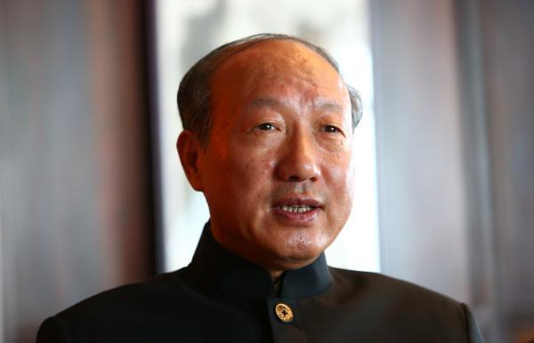 海航集团董事长陈峰 东方IC 原料