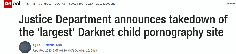CNN報道截圖
