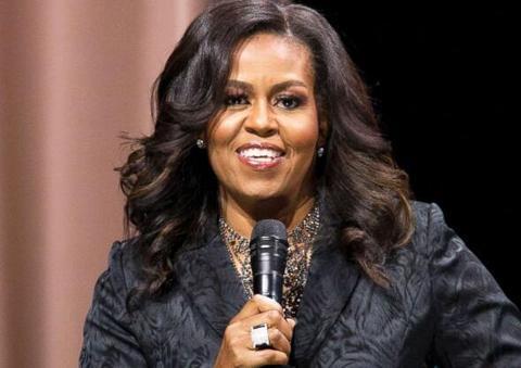 美国第一夫人米歇尔·奥巴马(ABC网站视频截图)