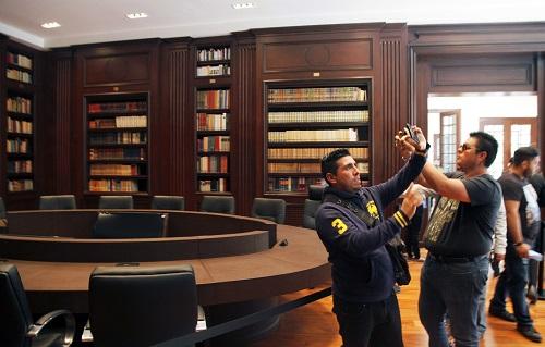 墨西哥民多2日参不悦目位于墨西哥城的洛斯皮诺斯隐秘总统官邸(法新社)