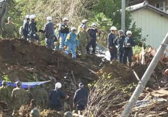 """台风""""海贝思""""致日本58死211伤 超13万户仍断水_意大利新闻_意大利中文网"""