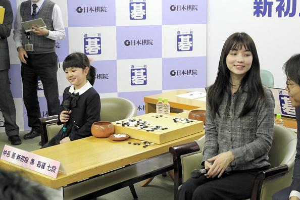 日本10岁棋手战胜71岁职业九段 将与中国棋手对弈