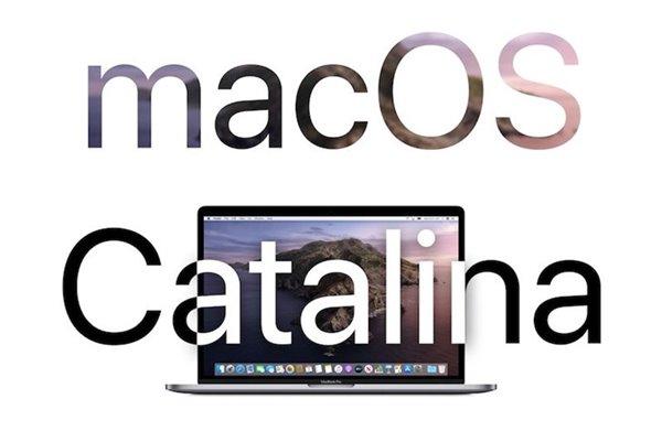 蘋果推送macOS Catalina 10.15.2開發者測試版