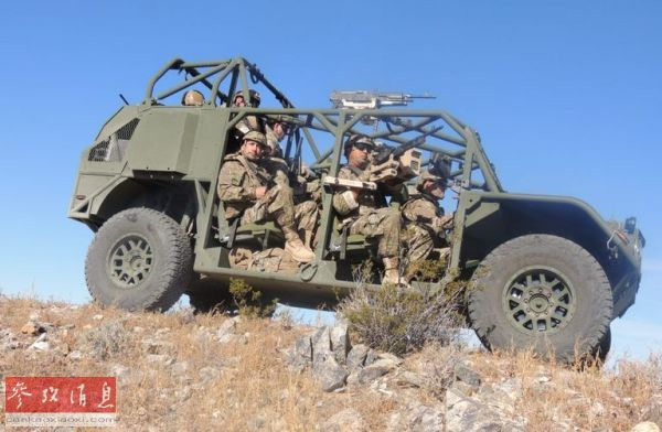 美陆军将测试3款新型空降战车 欲增强战场机动性