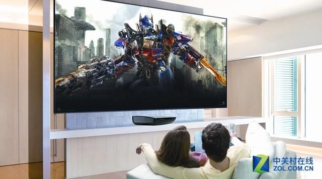 激光电视价格的一半 抗光幕为何这么贵?