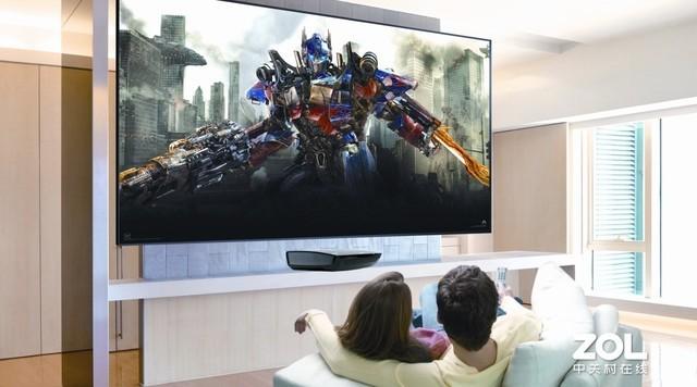 除了大屏之外,激光电视缺乏突出卖点