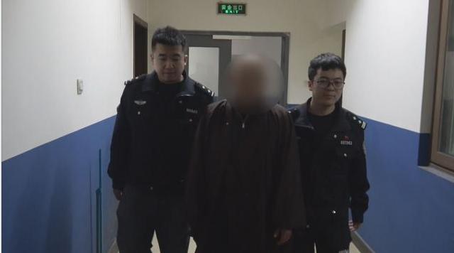 团伙成员被警方控制。警方供图