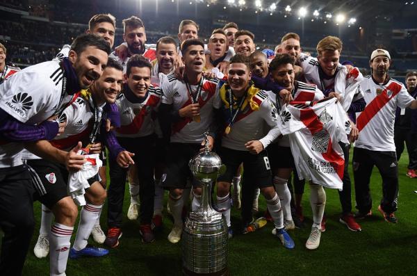 河床拿下自在者杯冠军。