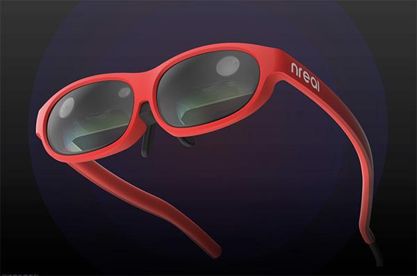 全球最轻薄的智能眼镜