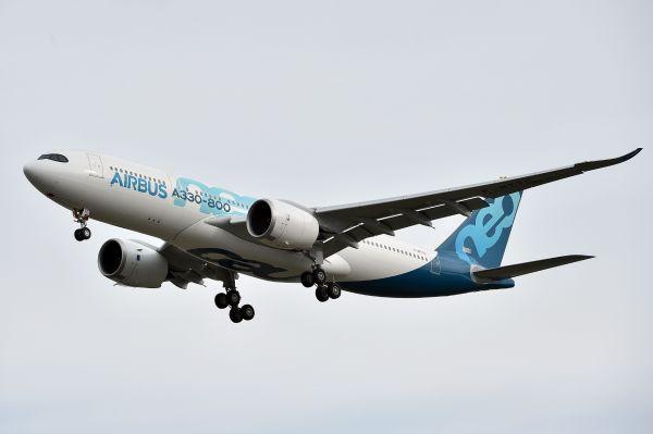 波音787对手来了 全新空客A330-800首次试飞成功