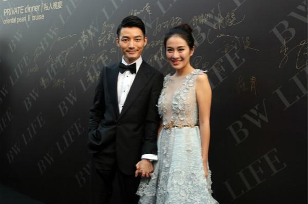 图说:叶璇与男友小默先生。视觉中国