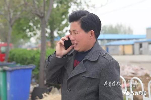 王美琪的舅舅胡永斌。