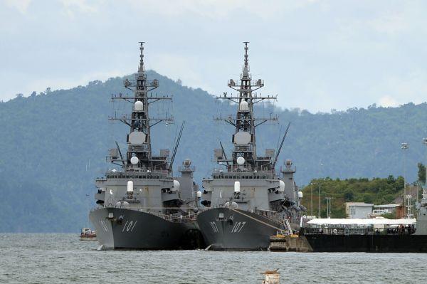 日媒:日本防卫省成立向中东派军舰对策小组