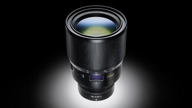 尼康Z 58mm f/0.95 S Noct鏡頭接受預訂