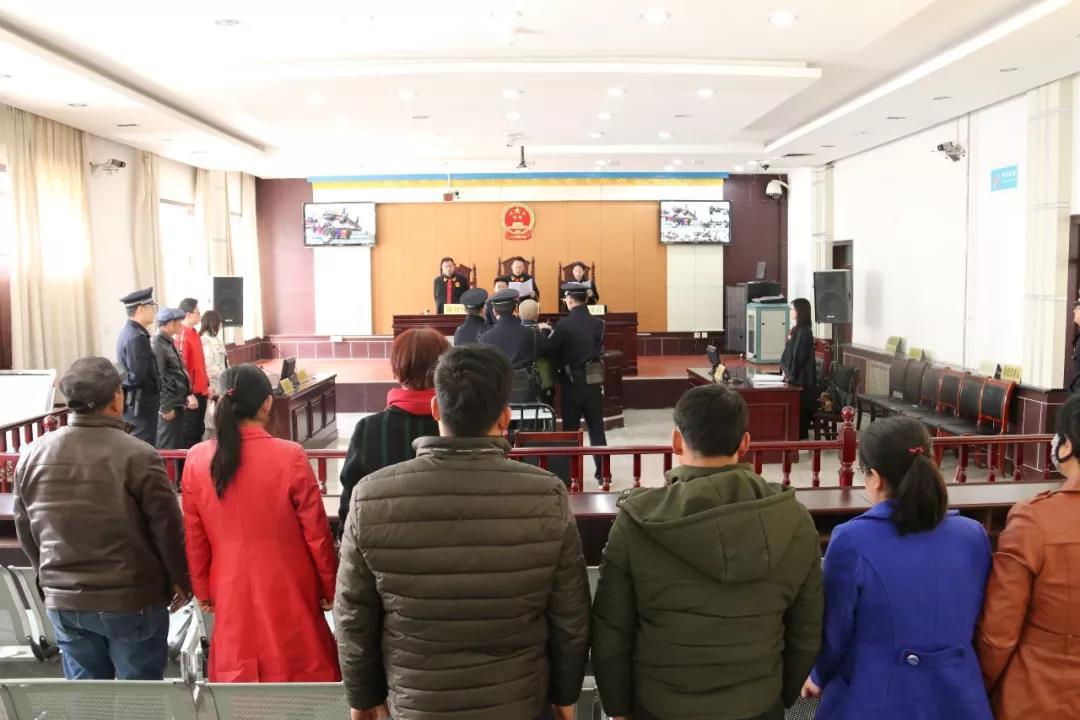 图片来源庆阳市中级人民法院微信公众号