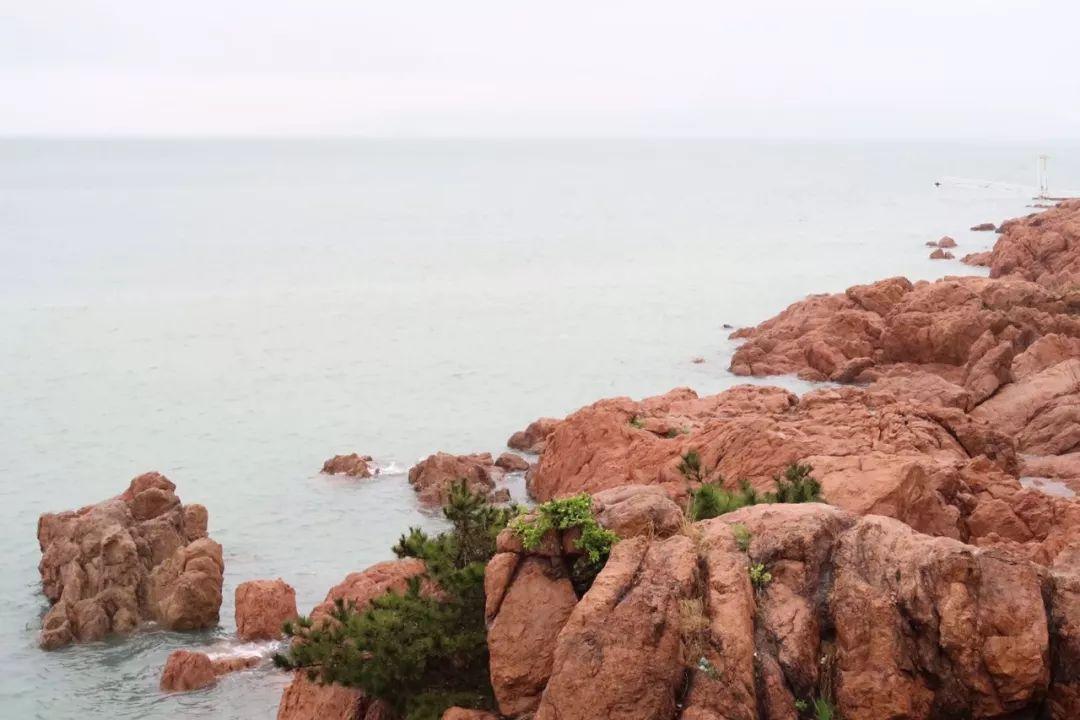4月23日的黄海(拍摄于青岛)。新华网记者 陈竞超 摄