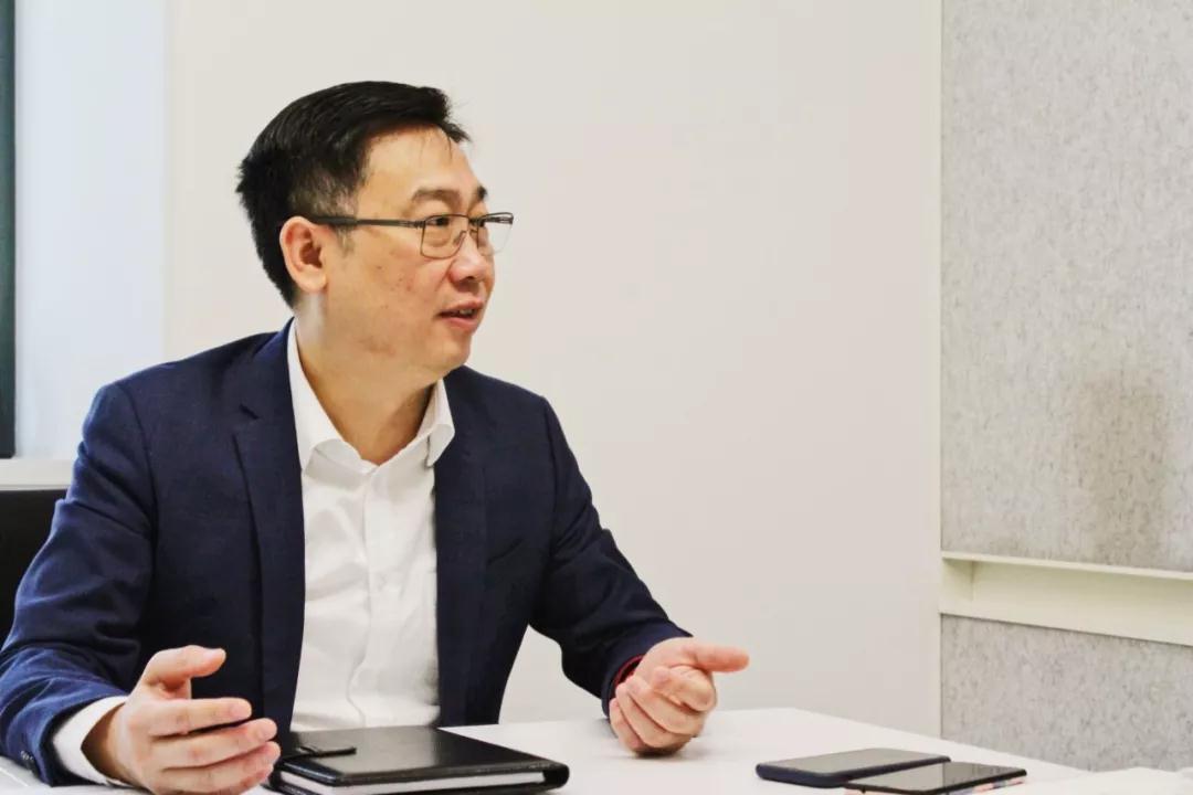 香港贸发局华东华中代表钟永喜:进博会港企双城记