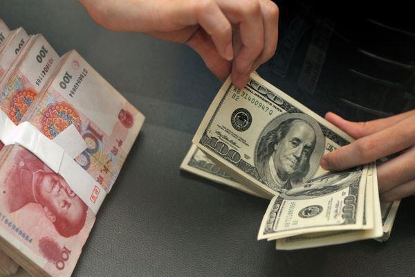美元指数上涨人民币承压 央行加强宏观审慎管理,外汇最低开户金额