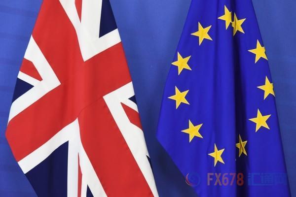 """欧盟将排除""""有管理的无协议脱欧"""" ,英镑或再测20个月低点"""