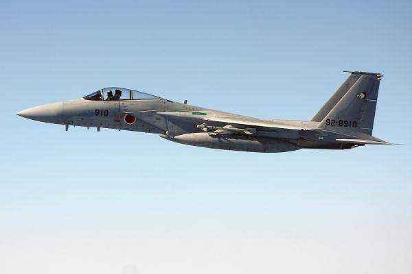 买F35钱不够? 日本拟将二手F15卖回美国筹款
