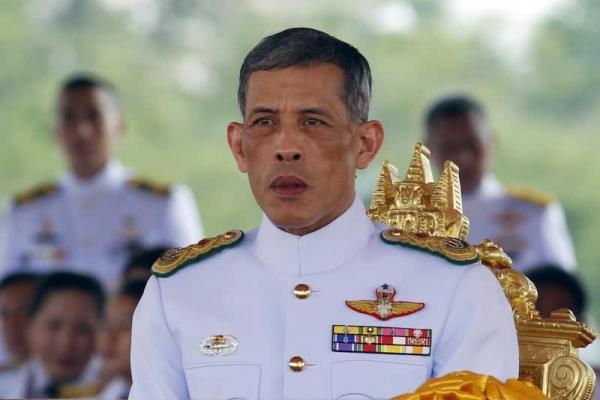 泰国君主拉玛十世皇玛哈·哇集拉隆功