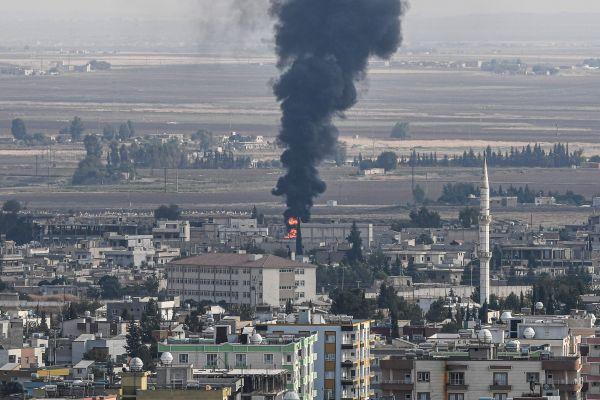 外媒:土叙边境脆弱停火 美国加紧从叙东北部撤军