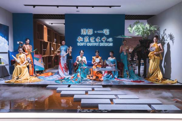 引领潮流,港都•一宅软装艺术中心绽放云南  云南有了专业的软装艺术馆  已成为云南艺术学院实训实习基地