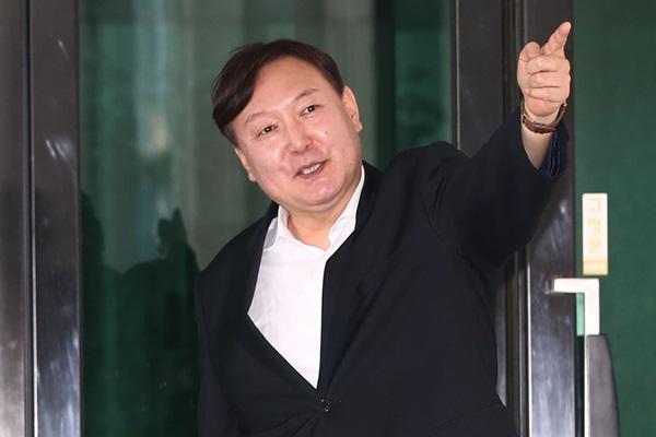 韩国检察总长尹锡悦(韩联社)