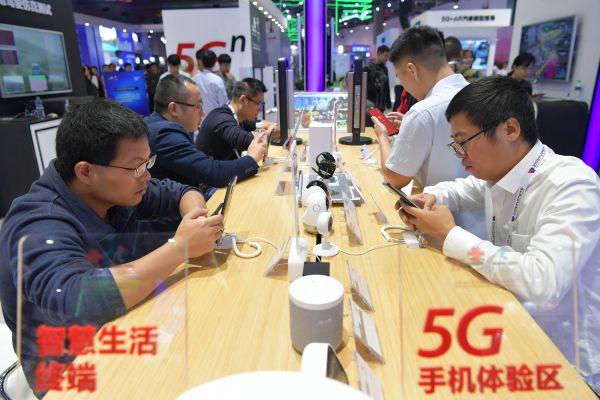 中国5G手机市场大洗牌 哪部手机占据市场半壁江山