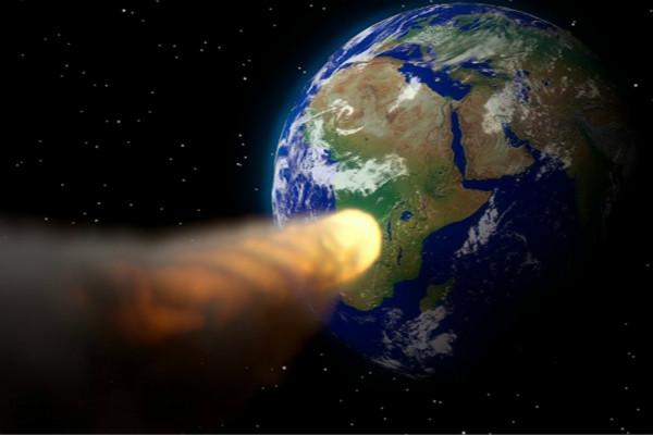 金字塔大小行星2022撞地球?NASA称正在密切观察中