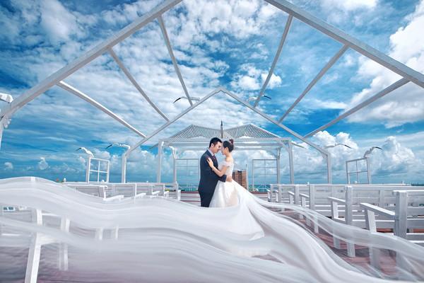 春节前夕仙本那PK巴厘岛,旅拍婚纱照哪个更胜一筹?新人们看看